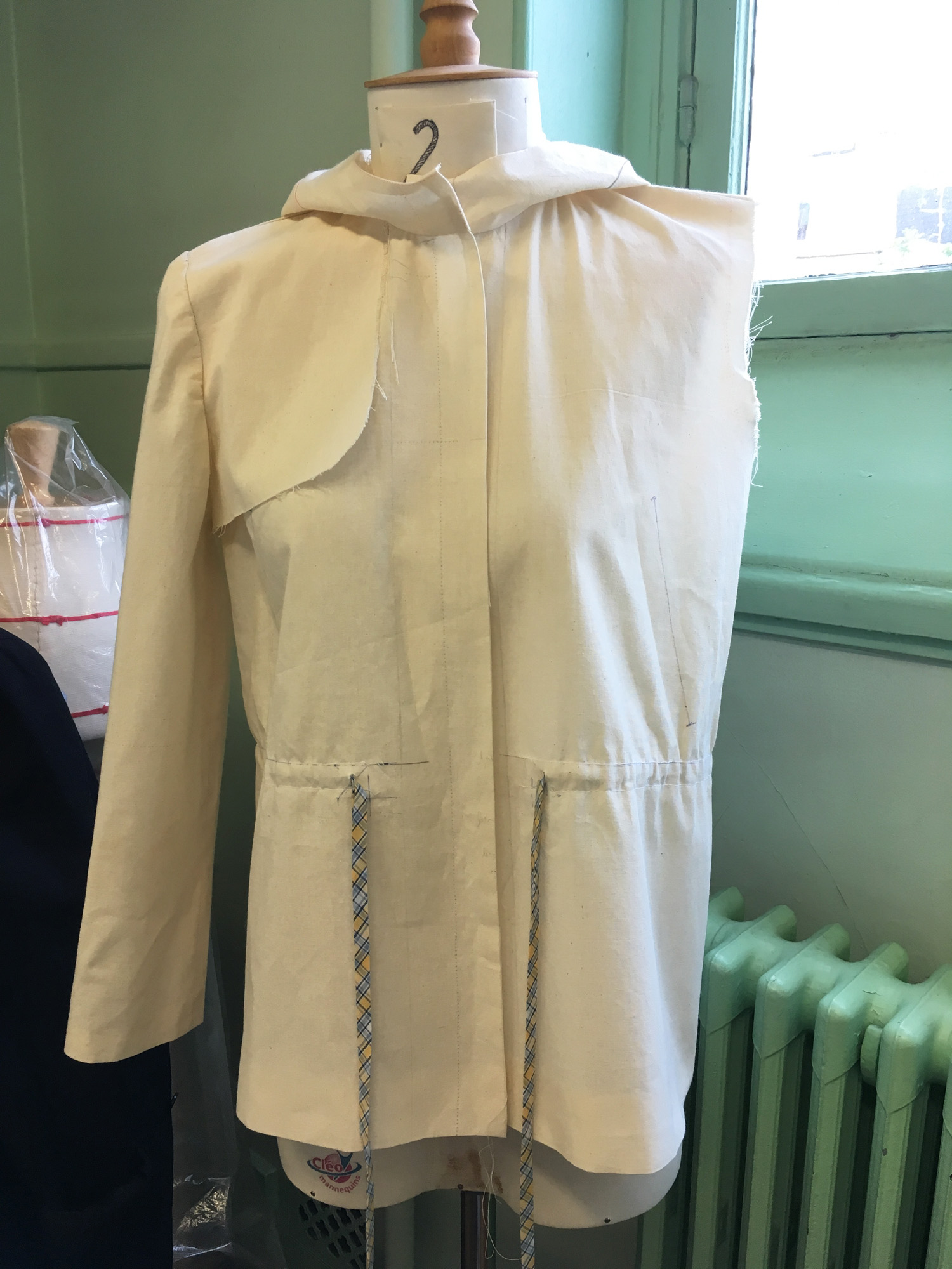 CMA couture perfectionnement tailleur – on sunday mornings